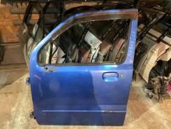 Дверь передняя левая Suzuki Wagon R Solio MA34S
