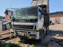 Isuzu. Продам грузовой самосвал CYZ51K, 16 000кг., 6x4