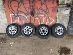 Комплект колёс 265/70R15