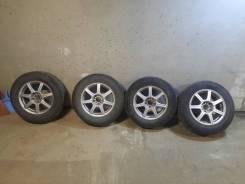 Продам колеса шины и диски 215/65/16