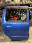 Дверь задняя правая Suzuki Wagon R Solio MA34S