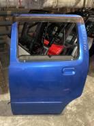 Дверь задняя левая Suzuki Wagon R Solio MA34S