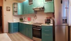 2-комнатная, проспект Красного Знамени 118. Третья рабочая, агентство, 67,0кв.м. Кухня