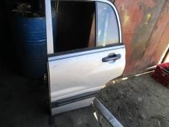 Дверь задняя левая Suzuki Escudo