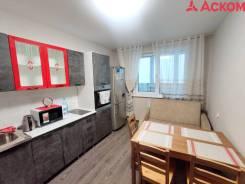 1-комнатная, улица Черняховского 11. 64, 71 микрорайоны, агентство, 38,1кв.м. Кухня