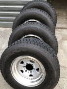 Отличный комплект Bridgestone Blizzak DM-V2 на литье из Японии Weds