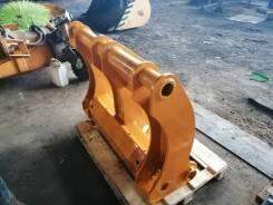 Быстросъем плита на фронтальные погрузчики механический до 5000 кг