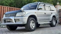 Toyota Land Cruiser Prado. автомат, 4wd, 3.4 (178л.с.), бензин, 138тыс. км, б/п, нет птс