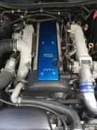 Двигатель 1Jzgte VVTI JZX110+R154 полный swap комплект
