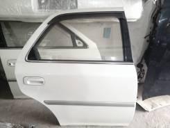 Дверь задняя правая Toyota cresta 100 цвет 051