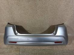 Бампер Honda Fit GE6 2013 задний серебро.2 модель