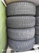 Продам 4 шины Firestone WinterForce 195/65 R15 литье 5*100