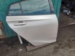 Дверь задняя правая Toyota Prius ZVW50 ZVW51 ZVW55, 2Zrfxe