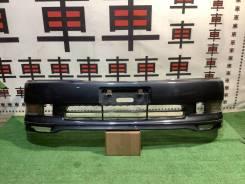 Бампер передний Toyota Mark2 90 цвет 183 #10910 дорестайл