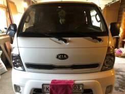 Kia Bongo III. Продаю грузовик двухкабинник 2013, 2 500куб. см., 1 000кг., 4x4
