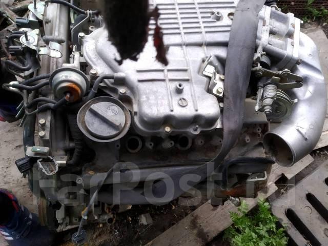 Продам двигатель в разбор nissan VQ25