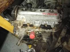 Двигатель Toyota Corona ST191 3S-FE