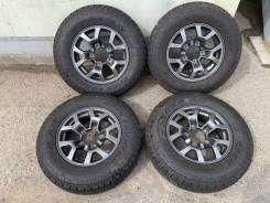 195/80R15 99% литьё Suzuki Jimny R15 5.5j 5 5/139.7
