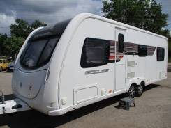 Sterling Caravans. Премиальный семейный автодом Sterling Eccles 2014 года на 6 мест. Под заказ