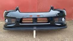 Бампер передний Subaru Legacy GT Spec B чёрный код цвета 32J