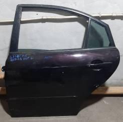 Дверь задняя левая Mazda Atenza GG3S 2004г