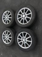 Комплект летних колёс на литье б/п по РФ 195 60 R16 DE-313