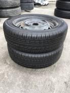 Пара летних колёс на штамповках б/п по РФ 175 55 R15 DE-318