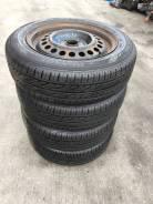 Комплект летних колёс на штамповках б/п по РФ 175 65 R15 DE-321