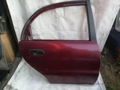 Дверь Chevrolet Lanos T100 правая задняя