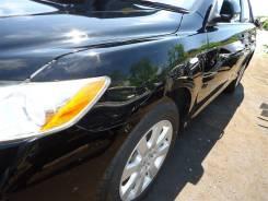 Крыло переднее левое Toyota Camry ACV40 2AZ-FE 2006 чёрный 202