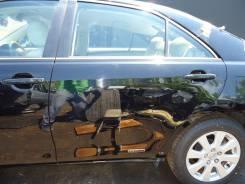 Дверь задняя левая Toyota Camry ACV40 2AZ-FE 2006 чёрный 202