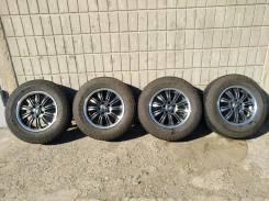"""Колёса всборе R16 5 114,3 шины 225/70 Japan. 7.0x16"""" 5x114.30 ET35 ЦО 67,1мм."""