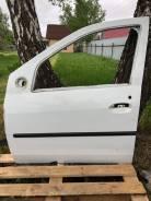 Дверь передняя левая Renault Logan 1 2004-2016