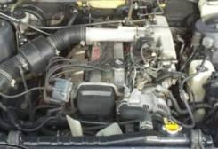 Двигатель 1G FE трамблерный в разбор