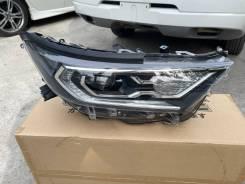 Фара правая Toyota rav4 LED 1линза MXAA52 / MXAA54