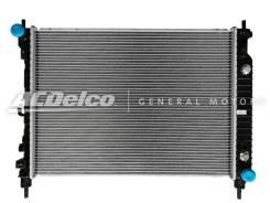 Радиатор системы охлаждения двигателя AC Delco 19372118 19372118