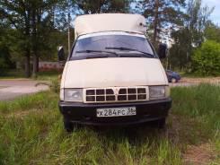 ГАЗ ГАЗель. Продаю Газель грузовой фургон, 2 400куб. см., 1 500кг., 4x2