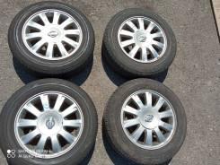 """Nissan. 6.0x15"""", 4x114.30, ET40, ЦО 66,1мм."""