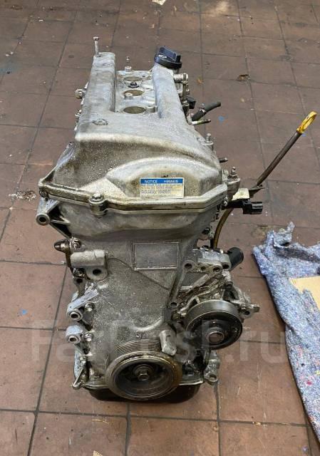 Двигатель Toyota 1ZZ