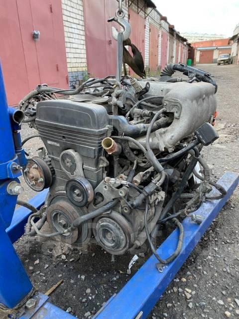 Двигатель 2jz ge
