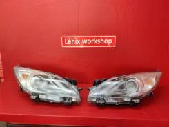 Фары предние Ксенон Mazda 3 BL/ Axela (2009 - 2012) Пара
