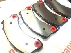 Тормозные колодки передние TRW Cayenne 2 по вин GDB2004 GDB2004