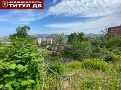 Продается участок с видом на Золотой Рог в центре Владивостока. 500кв.м., собственность, электричество