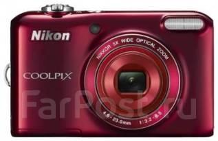 Найден фотоаппарат Nicon Coolpix L28