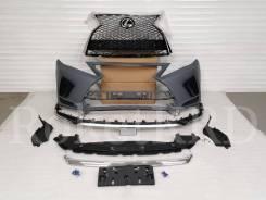 Бампер Lexus rx с 12-2015 г стиль 2020 г