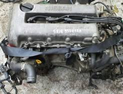 Двигатель SR18DE Nissan Avenir/Bluebird 2WD 2001г. в.