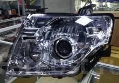 Фара Mitsubishi Pajero (после 2006 года) левая