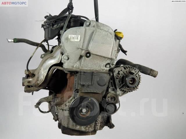 Двигатель Renault Scenic III 2009, 1.6 л , бензин (K4M848)