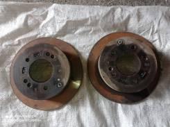 Диск тормозной Kia Cerato 2 [584112K300] TD, задний 584112K300