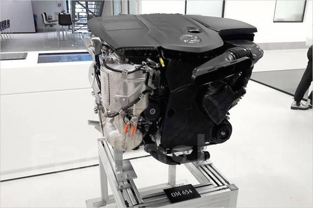 Контрактный Двигатель Mersedes, проверенный на ЕвроСтенде в Москве